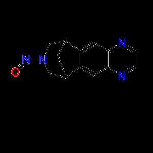 8-Nitroso-7,8,9,10-tetrahydro-6H-6,10-methanoazepino[4,5-g]quinoxaline