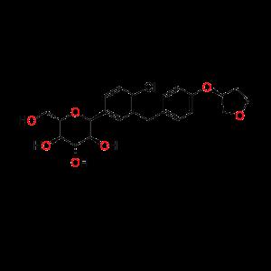 Empagliflozin alpha isomer impurity